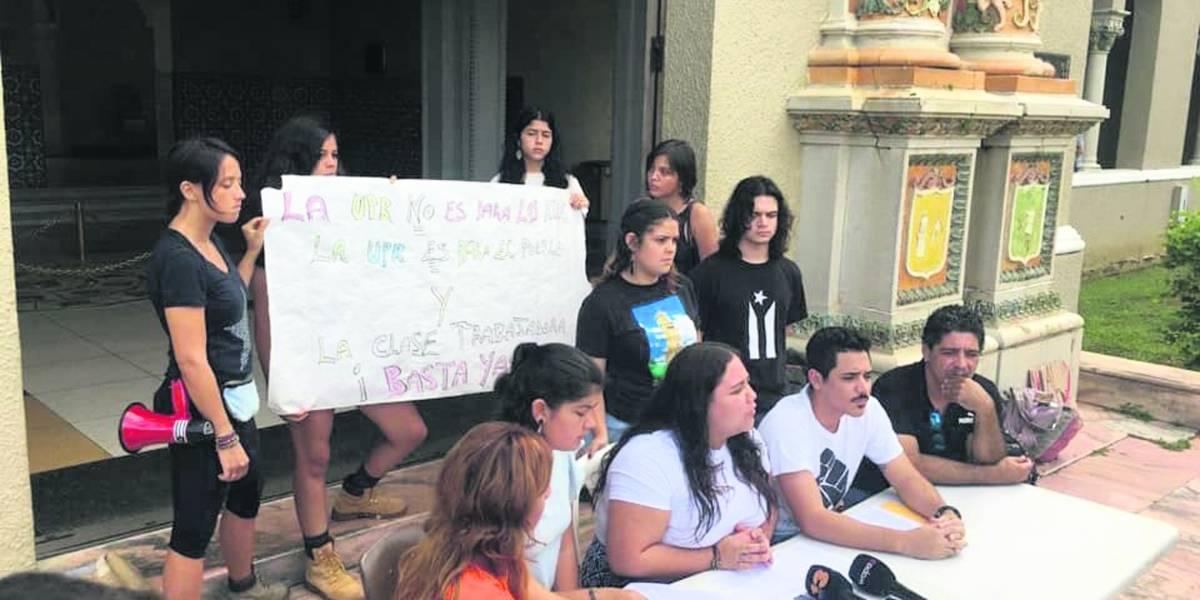 Anuncian frente unido por la UPR
