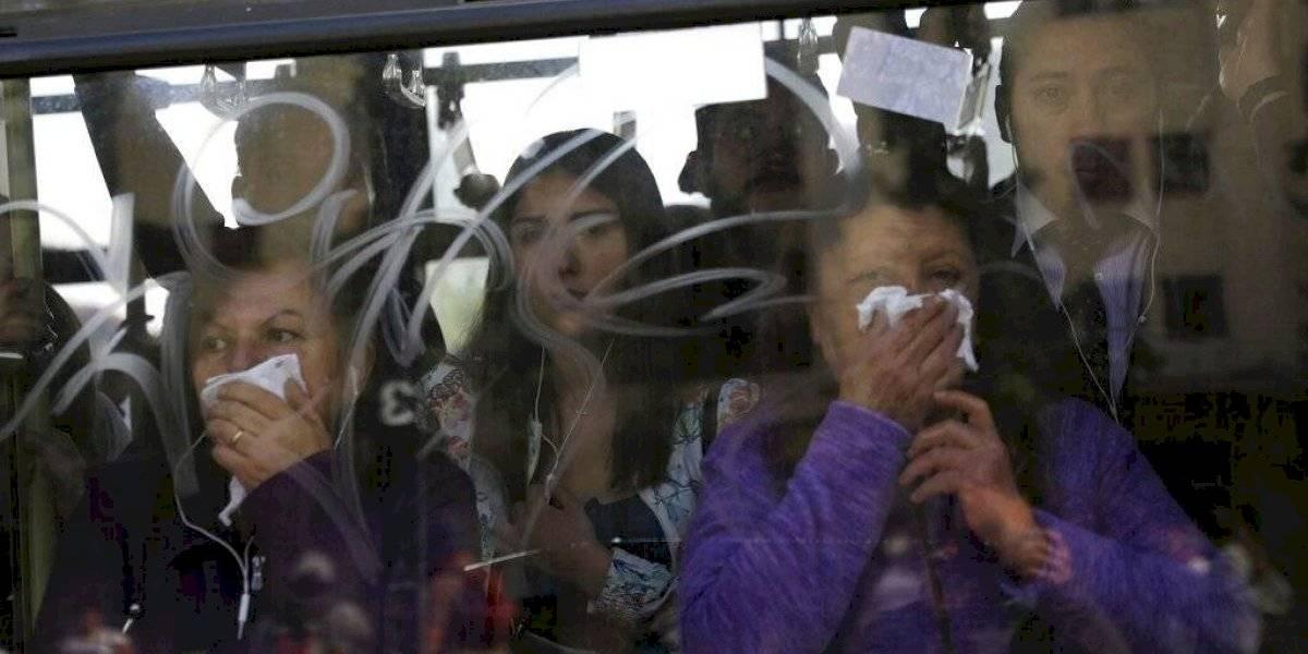 Paro de camioneros agrava situación en Chile
