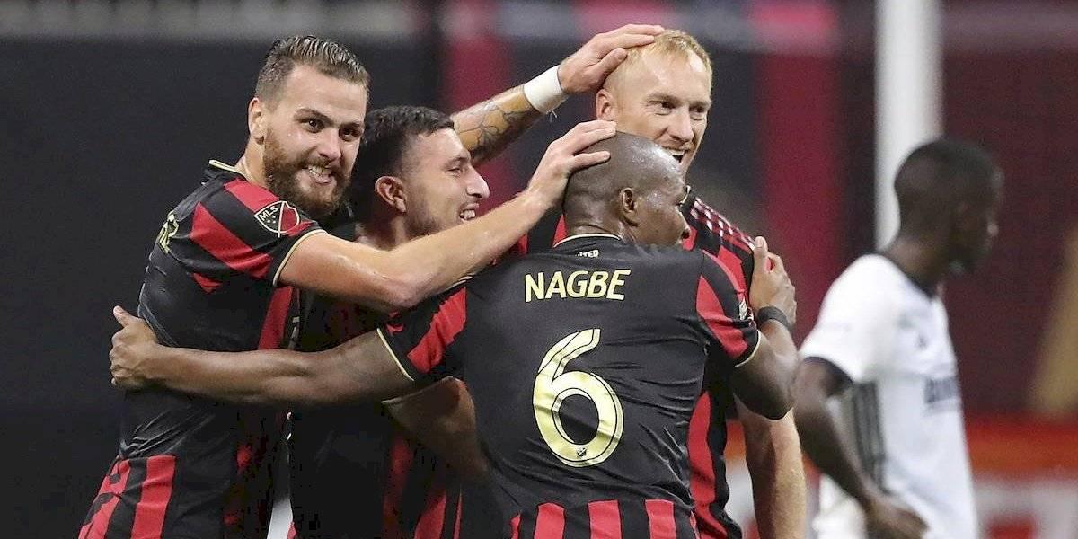 Atlanta United acaba con el sueño de Marco Fabián y el Philadelphia Union