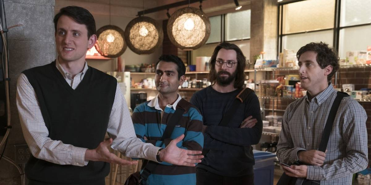 Dos comedias llegan este fin de semana a HBO: 'Mrs. Fletcher' y 'Silicon Valley'