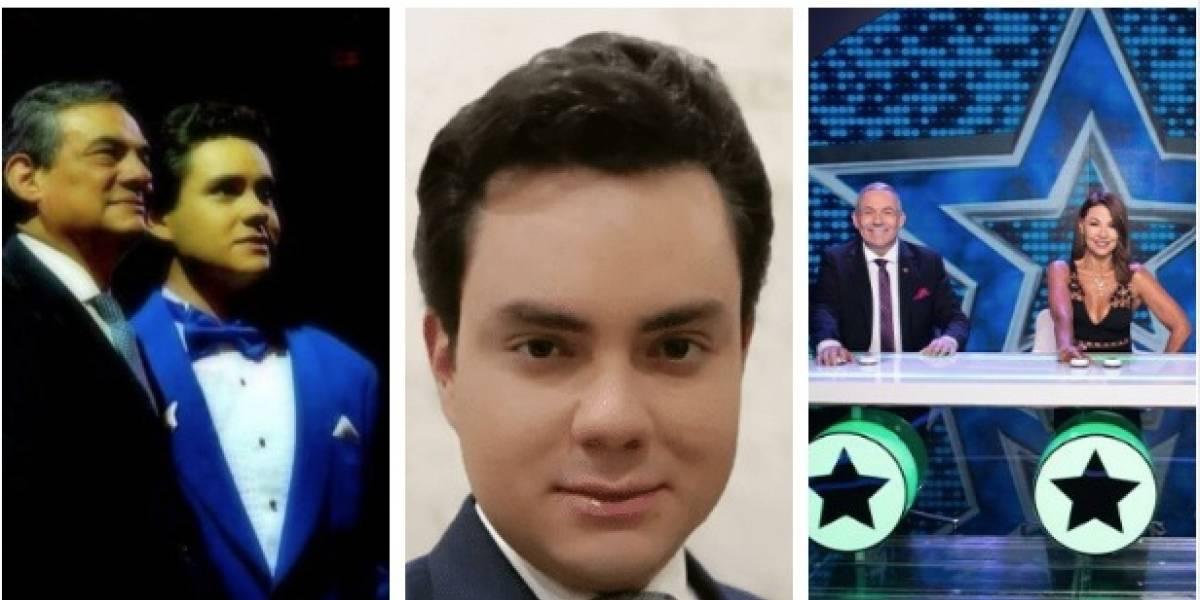Hijos de José José dicen estar asustados por obsesión de ganador de 'Yo me Llamo' con su padre