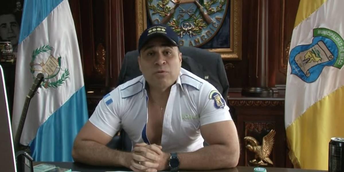 Neto Bran le pide a Giammattei brindar información de los casos de Coronavirus en Mixco