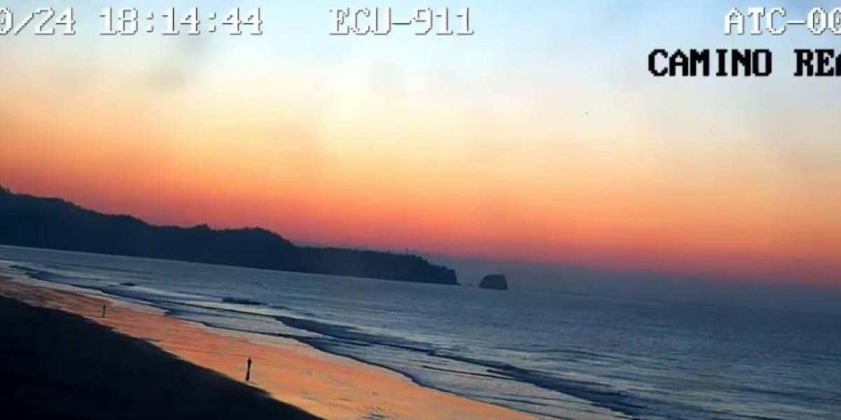 ECU 911 encabeza campaña 'Ecuador Renace' para mostrar la belleza del país a través del sistema de videovigilancia
