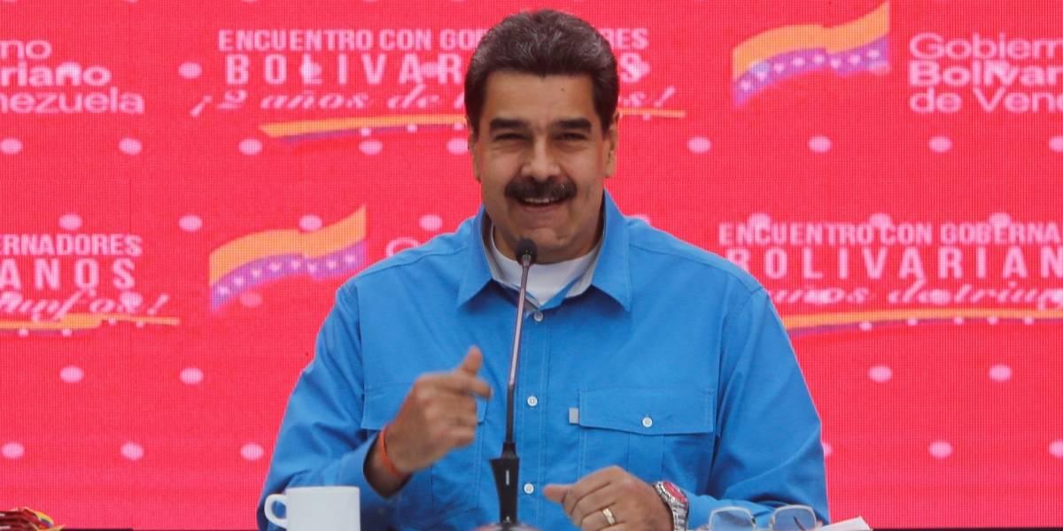 Maduro se burló de Duque por solicitud de extradición de Aída Merlano