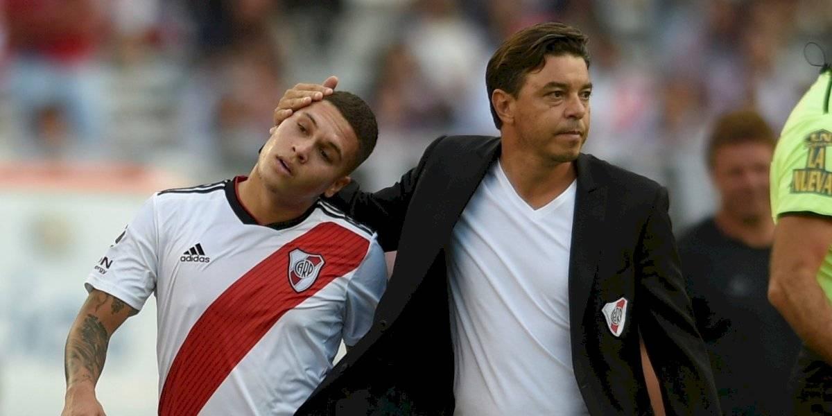 La indirecta de Marcelo Gallardo a Juan Fernando Quintero por irse de River Plate