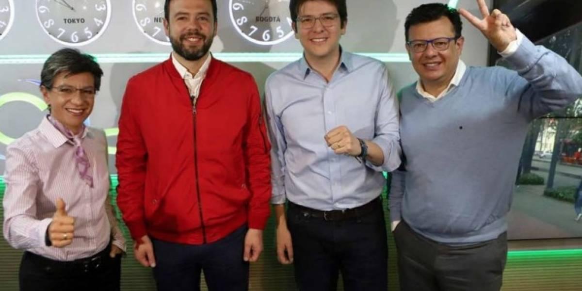 Qué pasará con el candidato que queda de segundo a la Alcaldía de Bogotá