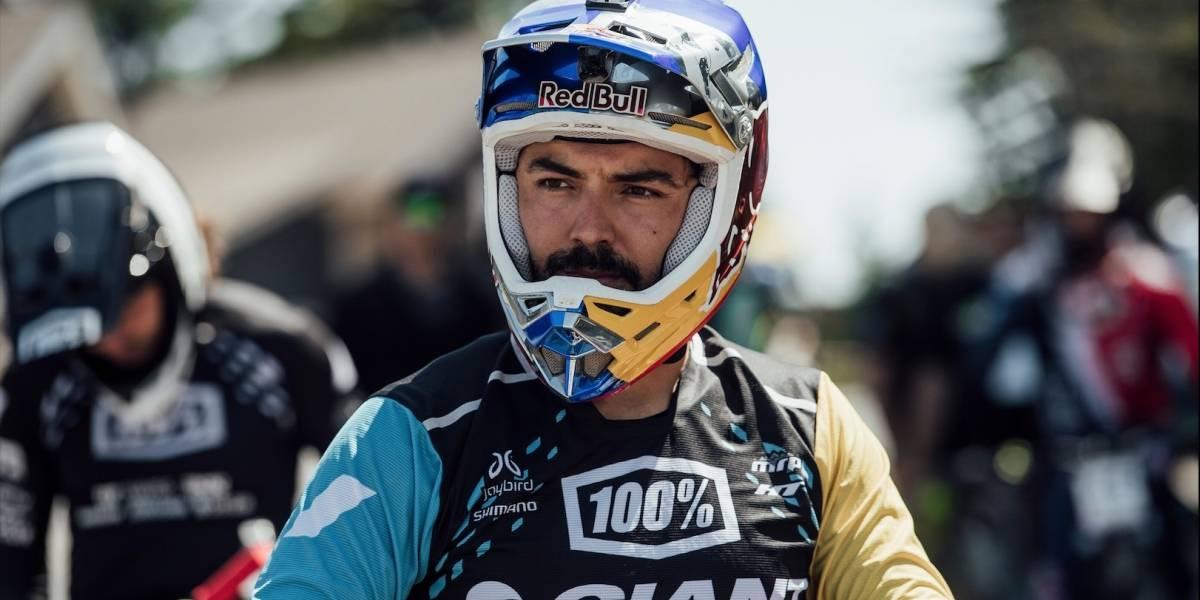 Marcelo Gutiérrez tendrá un privilegio único en la carrera de mountain bike más peligrosa del mundo