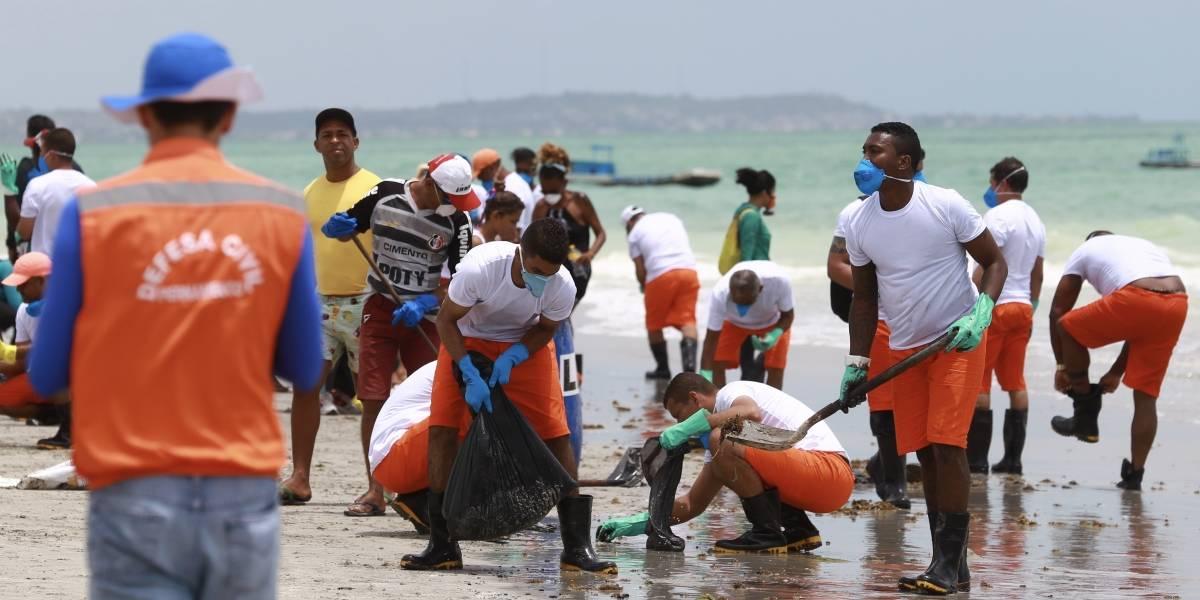 Governo publica guia para voluntários na limpeza das praias do Nordeste