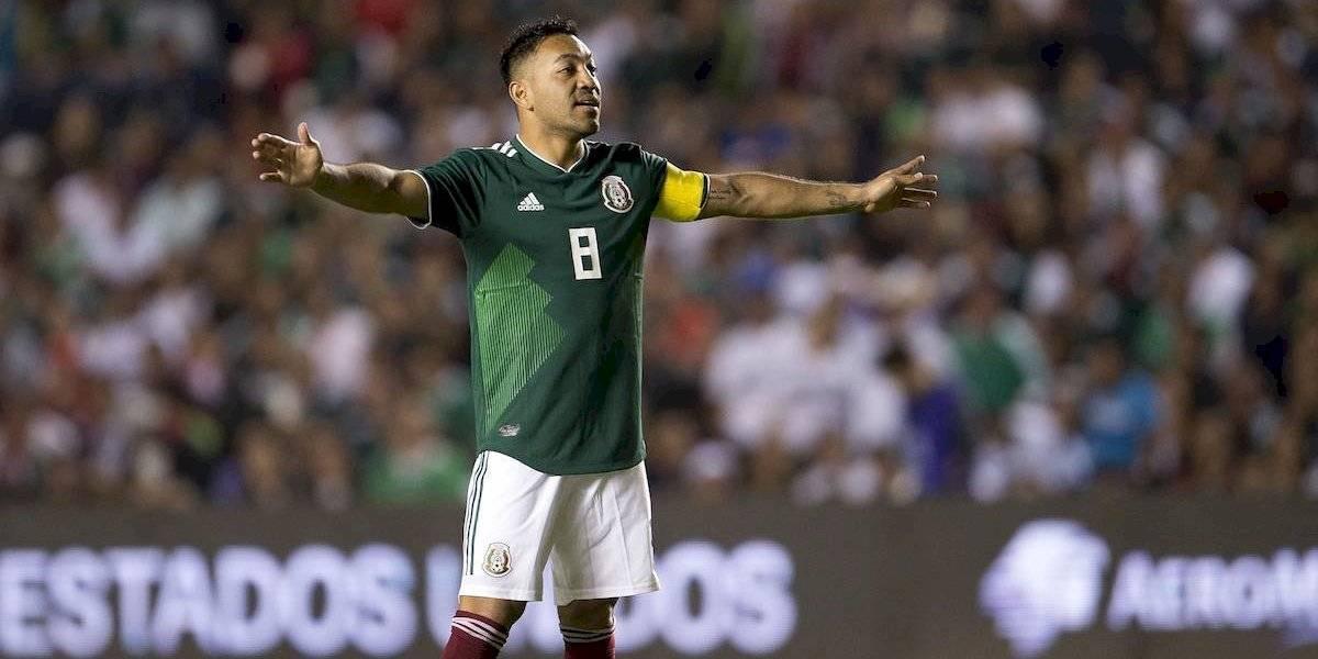 Marco Fabián lanza elogios a Peláez por su llegada a Chivas