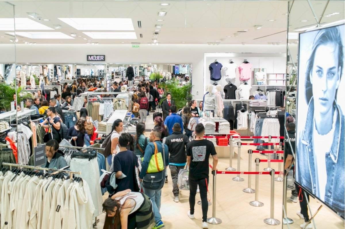 H&M abre su primera tienda en Medellín
