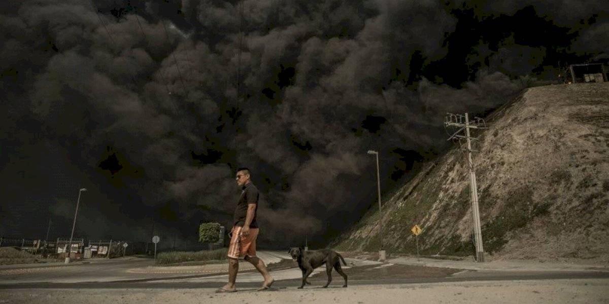 Al menos 150 viviendas han sido afectadas por incendios en Baja California