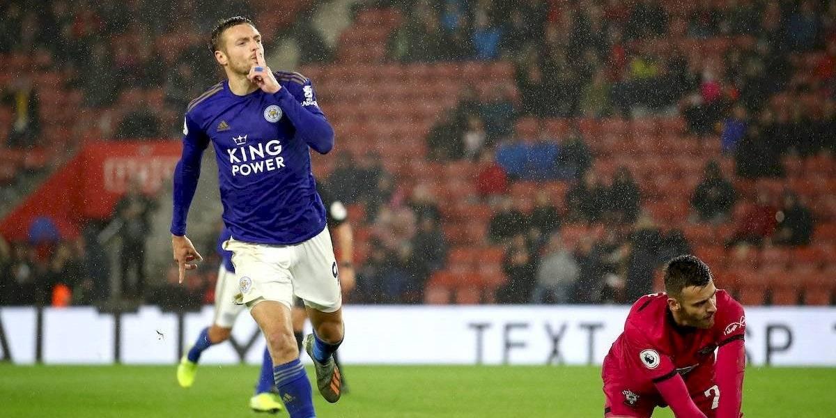 Leicester City iguala la mayor goleada en la historia de la Premier League