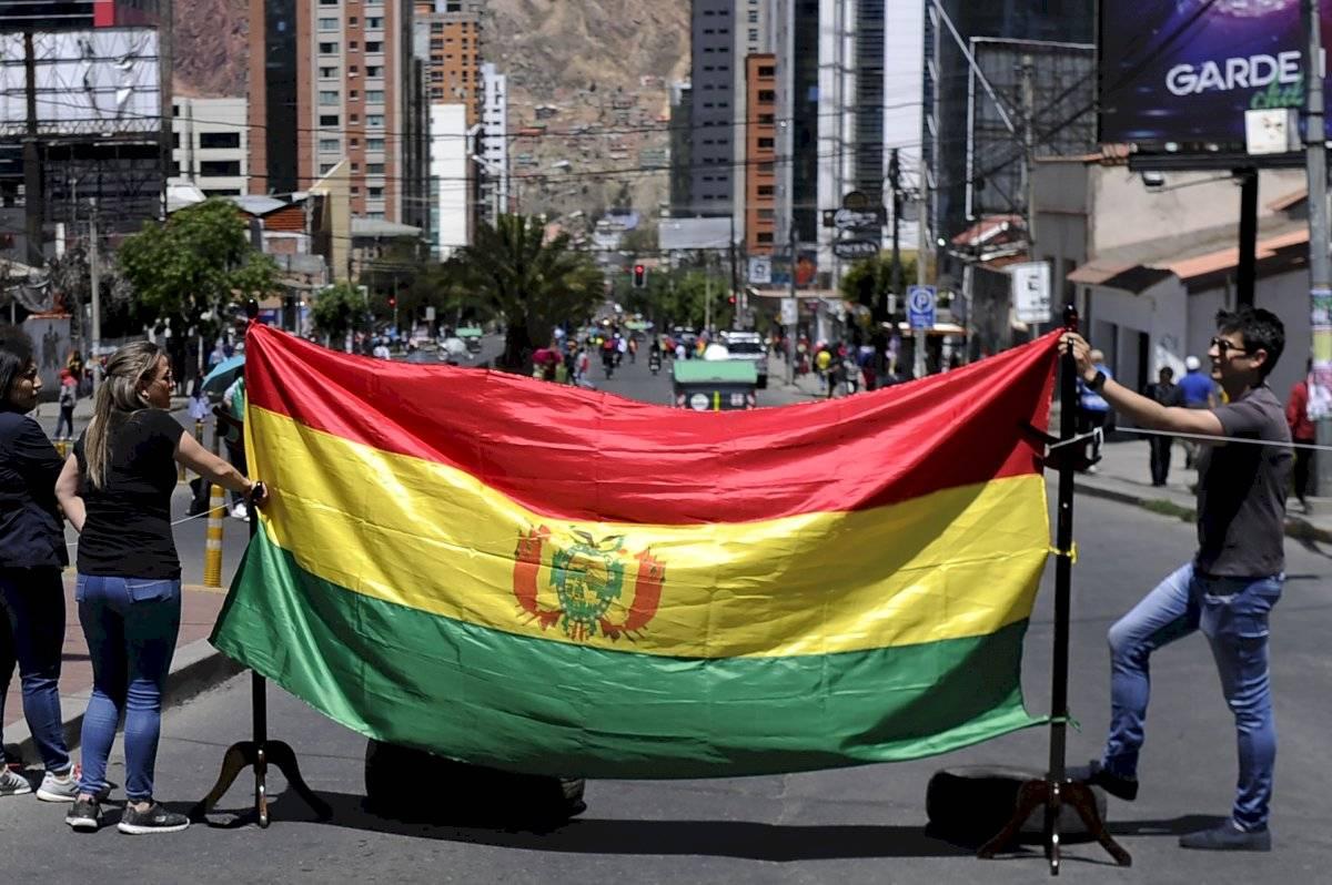 Las protestas continúan en Bolivia tras la reelección de Evo Morales