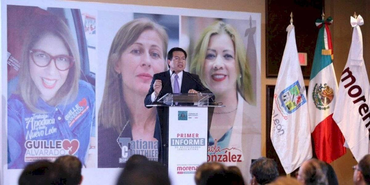 Cámara de Diputados avanza a paso veloz y muy firme: Mario Delgado