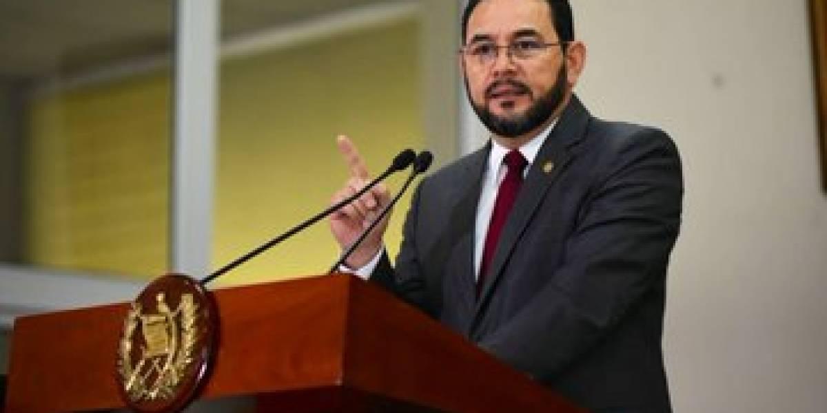 """""""Están trabados en temas del pasado"""", dice Morales por vínculos con Mario Estrada"""