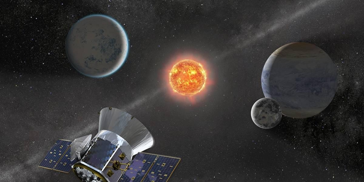 La NASA se une a la búsqueda de vida fuera de la Tierra