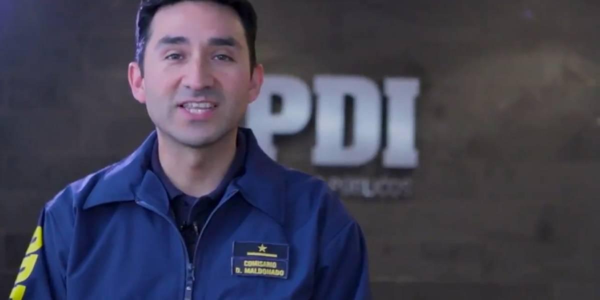 PDI pide a usuarios que envíen fotos y videos de saqueos a través de WhatsApp