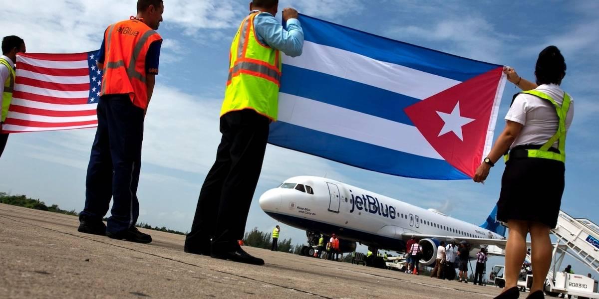 EE.UU. prohíbe vuelos hacia ciudades de Cuba