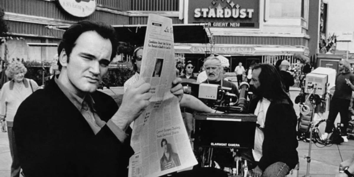 Documentário sobre carreira de Quentin Tarantino ganha trailer