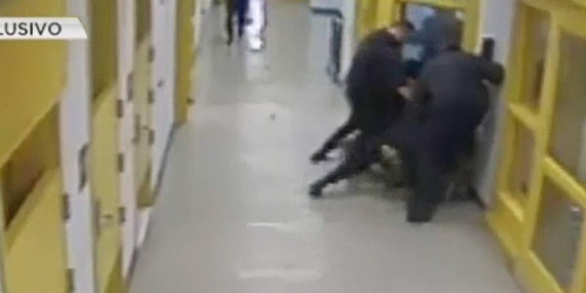 Denuncian trato abusivo oficiales a confinados en Guayama