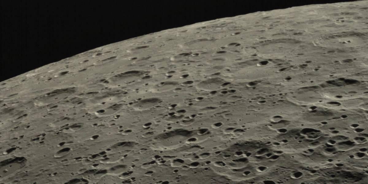 China: Encuentran una extraña sustancia en el lado oscuro de la Luna
