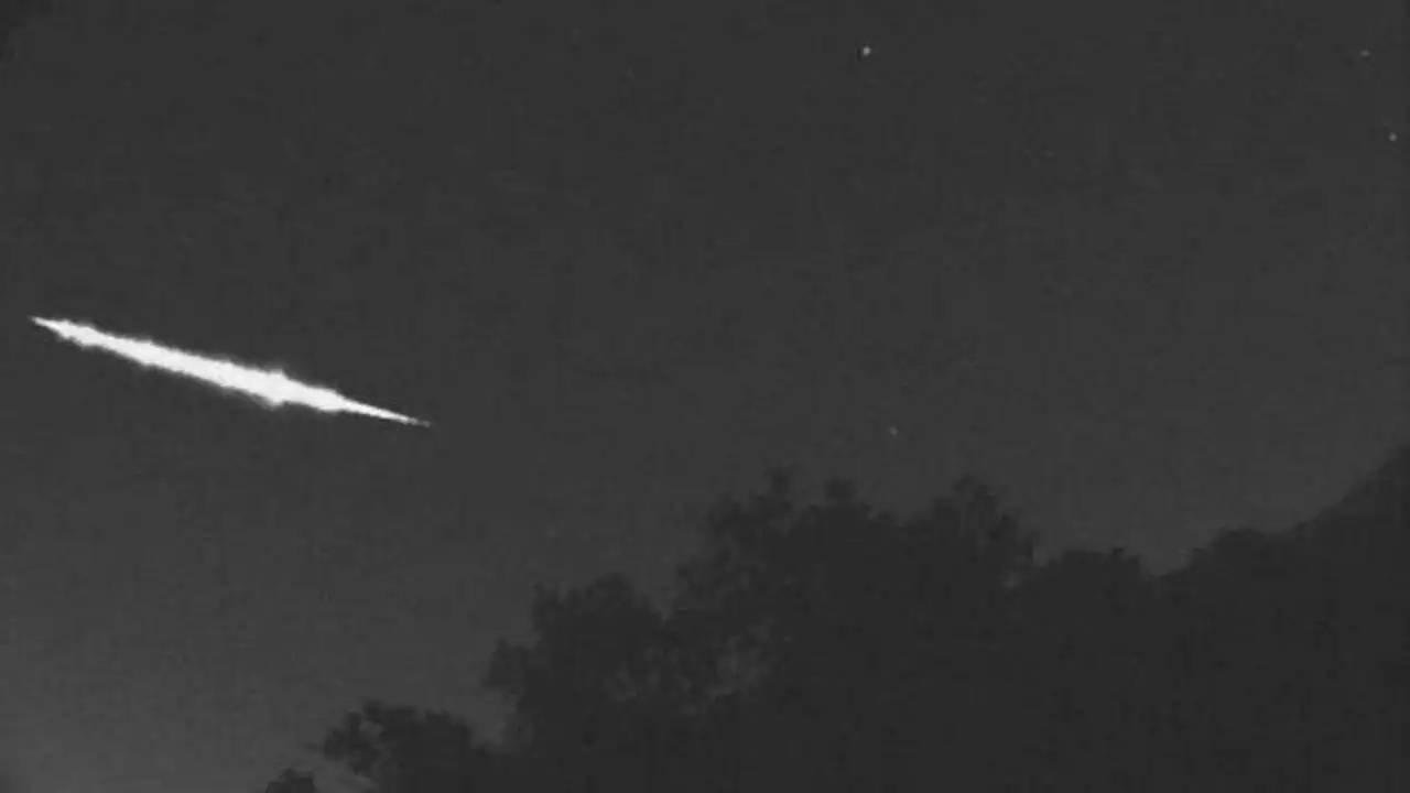 Japón meteorito