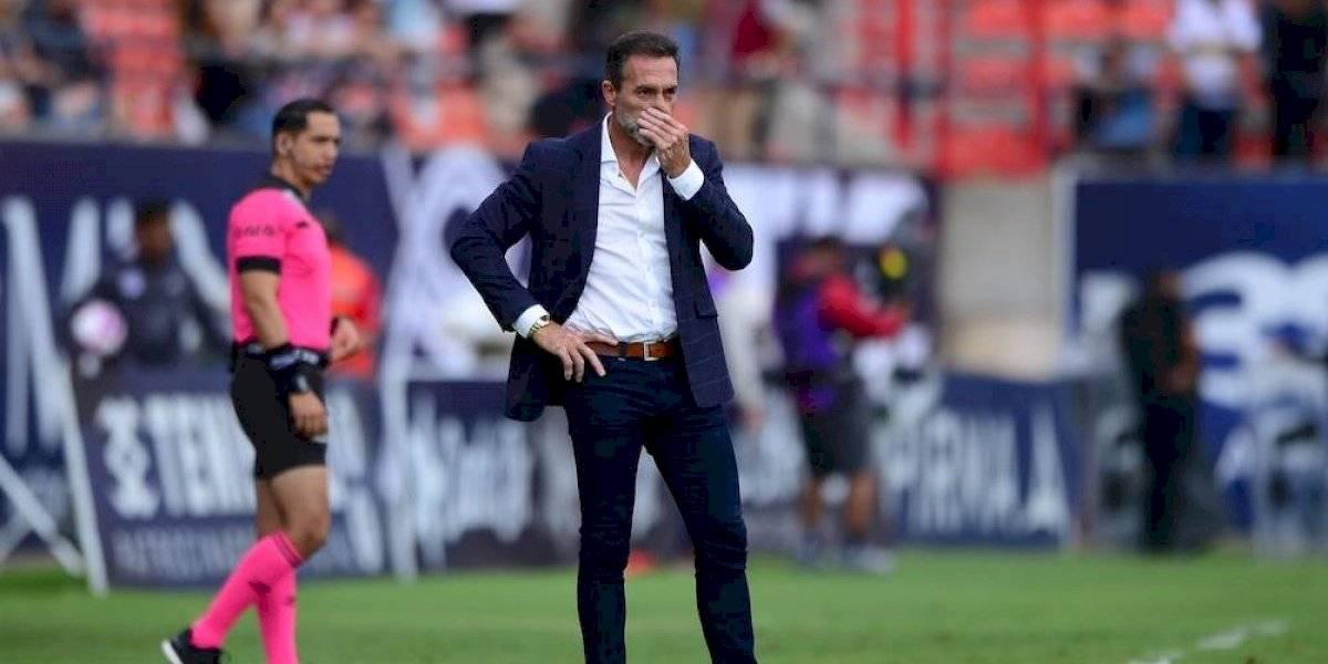 Gustavo Matosas, cesado del Atlético de San Luis