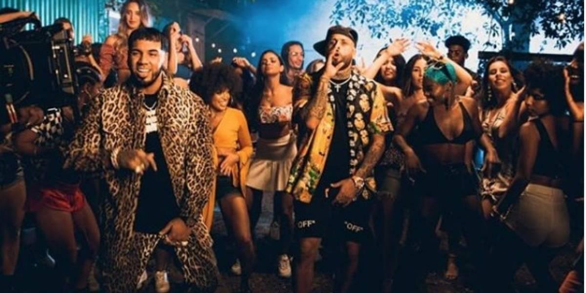 Reggaetoneros y Traperos comparten mensajes de apoyo a Chile