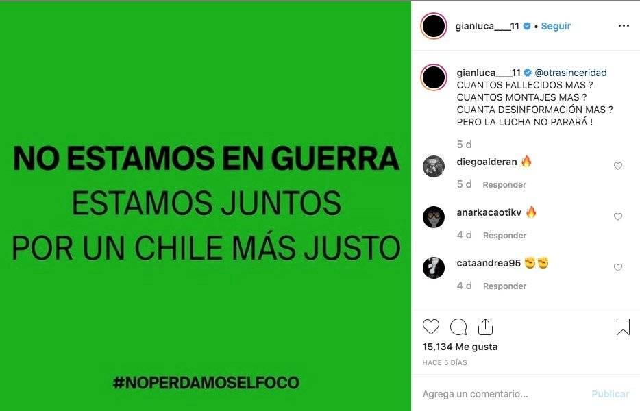 Mesnajes para Chile