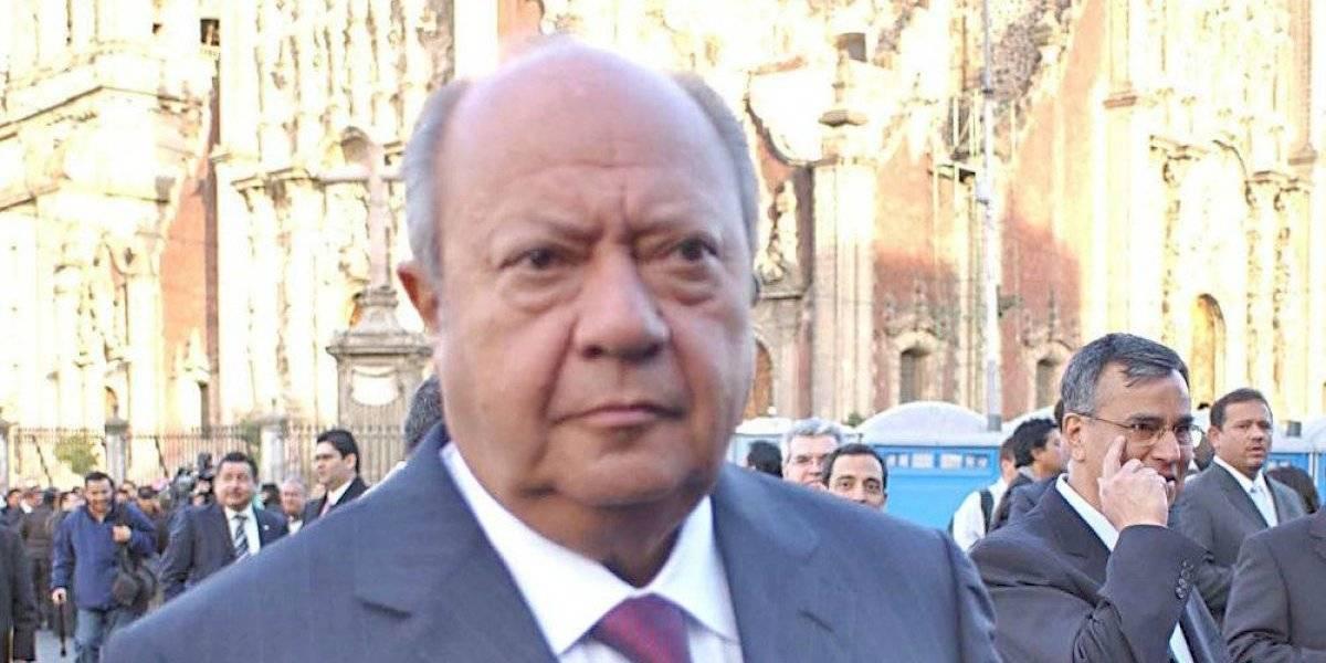 FGR pide ayuda de la Interpol para localizar a Carlos Romero