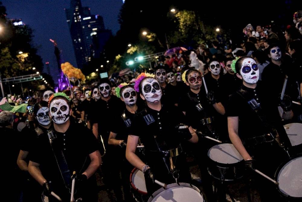 Desfile de catrinas