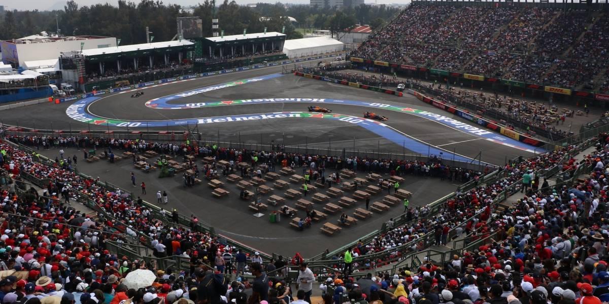 El Gran Premio de México sigue rompiendo sus propios récords