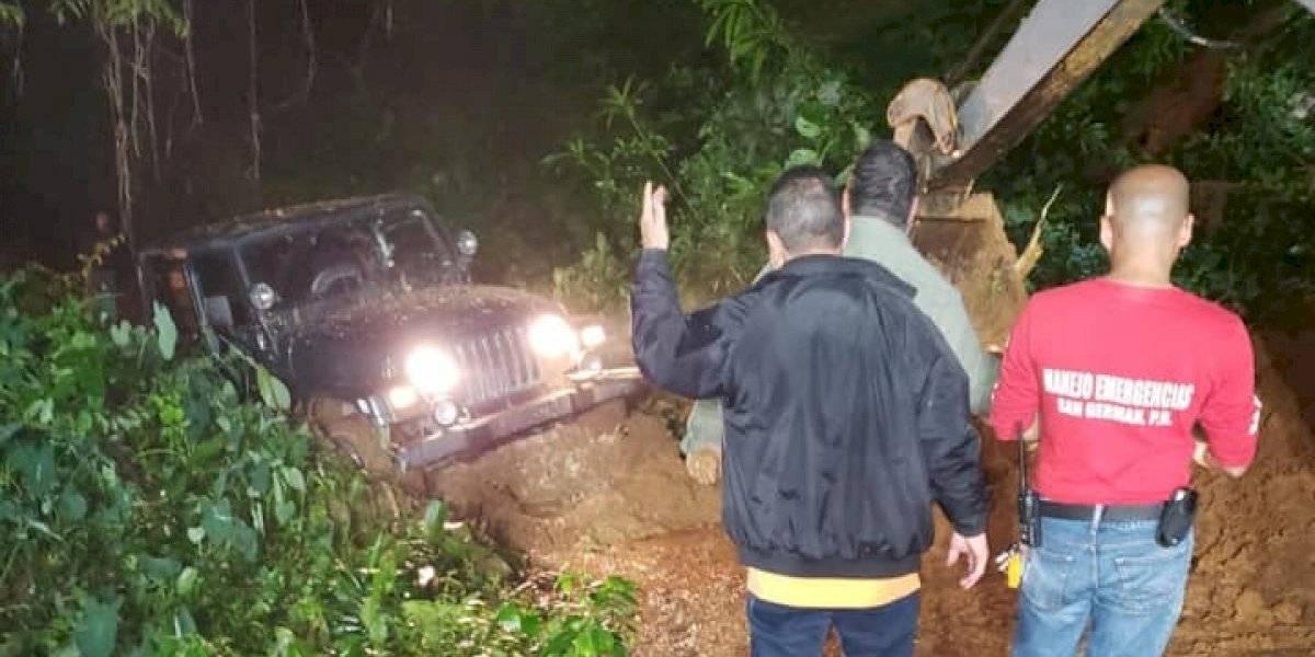 San Germán permanece bajo estado de emergencia por lluvias y derrumbes
