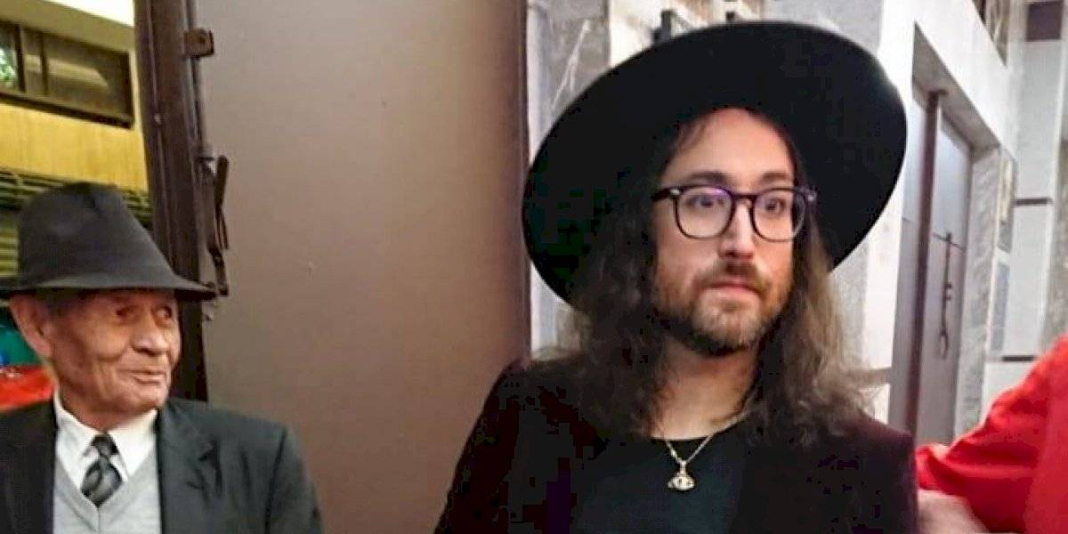 Hijo de John Lennon 'se enamora' de la lucha libre mexicana
