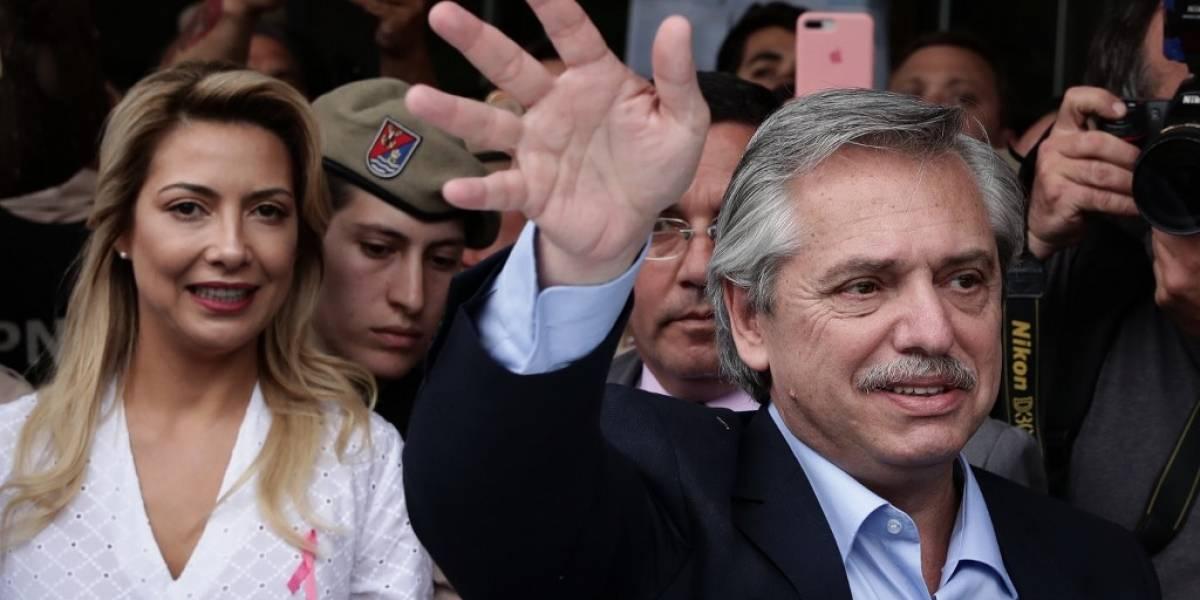 VIDEO. El peronista Alberto Fernández gana la presidencia de Argentina en primera vuelta