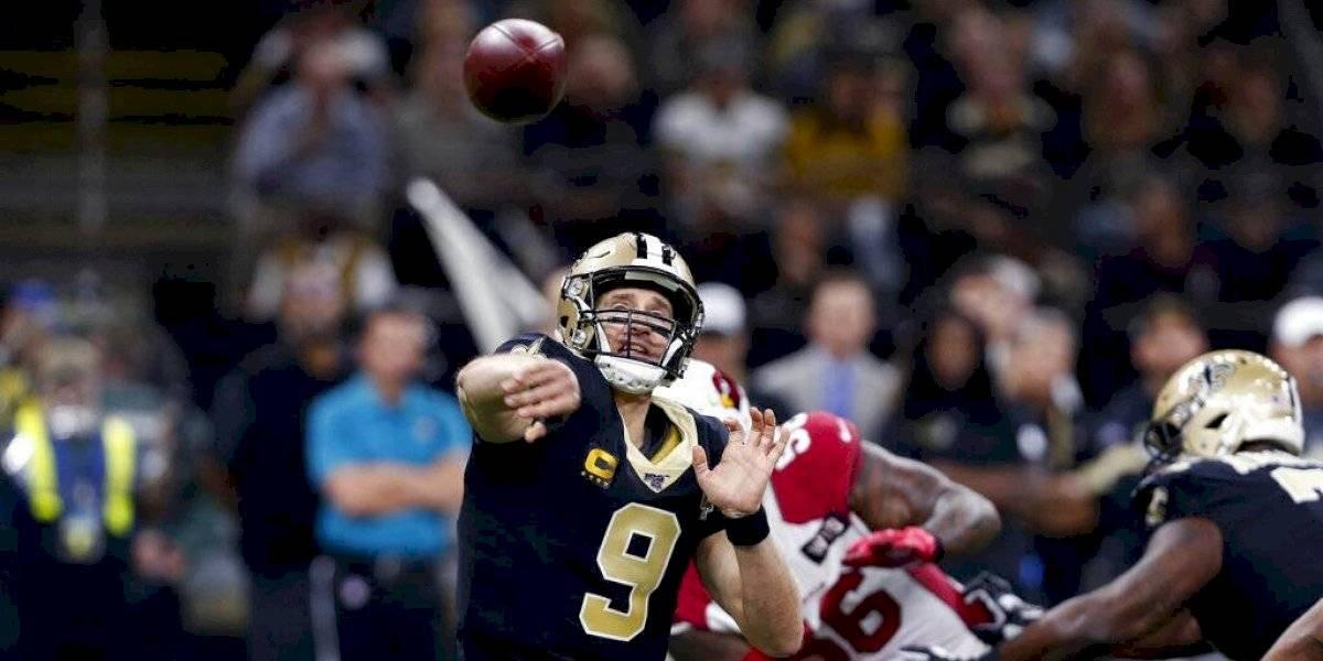Drew Brees regresa a Saints con triunfo ante Cardinals