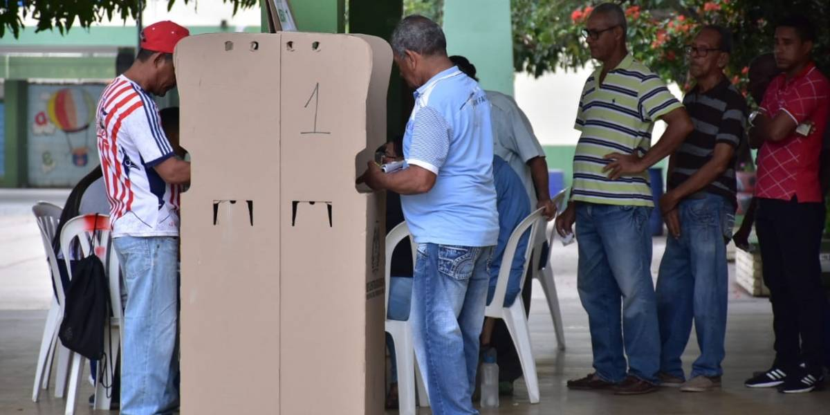 Estos son los resultados elecciones a Alcaldía de Santa Marta 2019