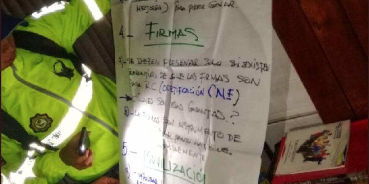 Fiscalía allana inmueble relacionado con investigación de Paola Pabón