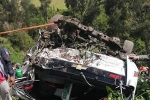 21 venezolanos heridos tras accidente de tránsito en Ecuador