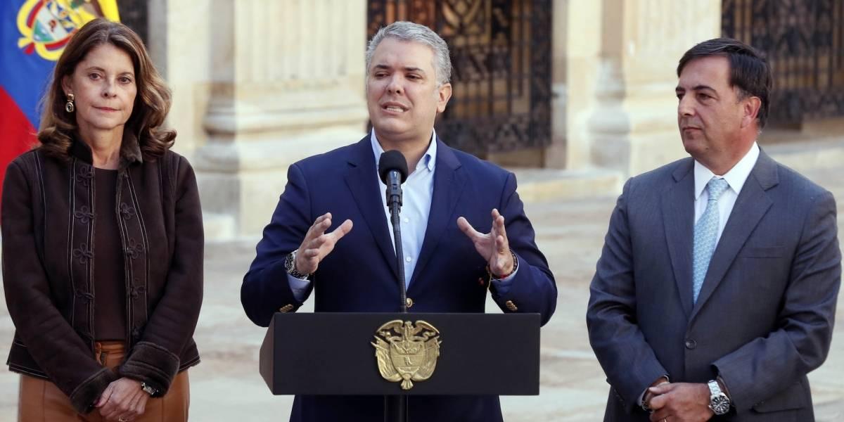 La invitación de Iván Duque a los colombianos en medio de la jornada electoral