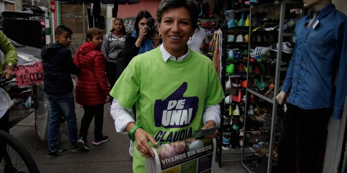 Ella es Claudia López, la nueva alcaldesa de Bogotá