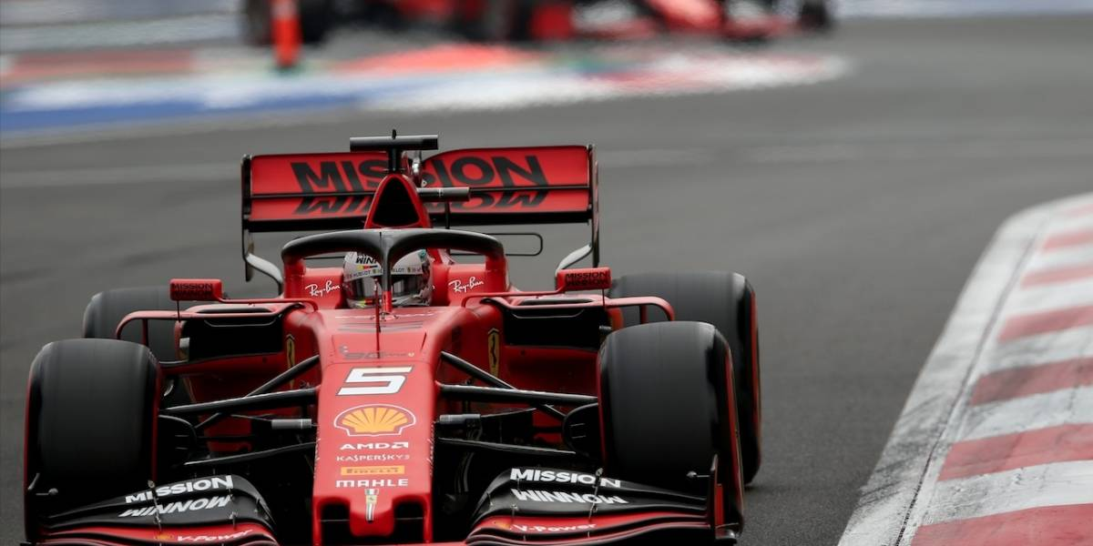 Gran Premio de México: Ferrari espera aprovecharse de la sanción a Verstappen