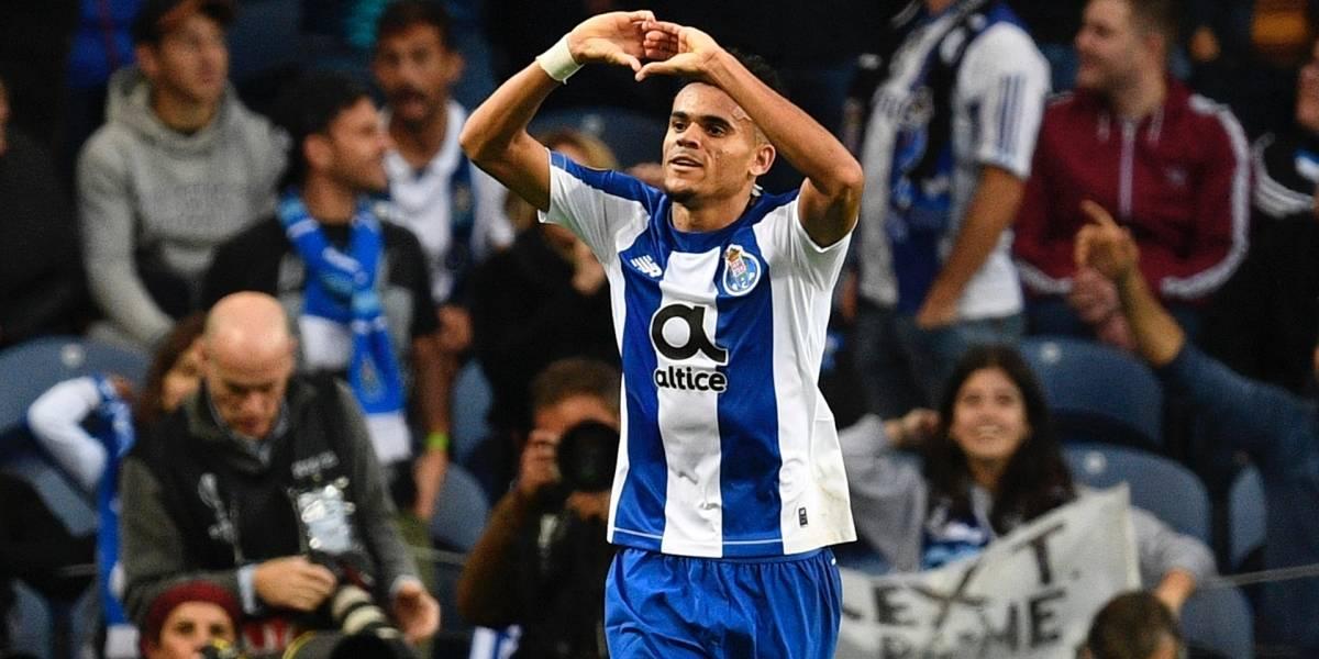 ¡Intratable! Luis Díaz anotó un golazo con Porto frente al Famalicão por la Liga Portuguesa