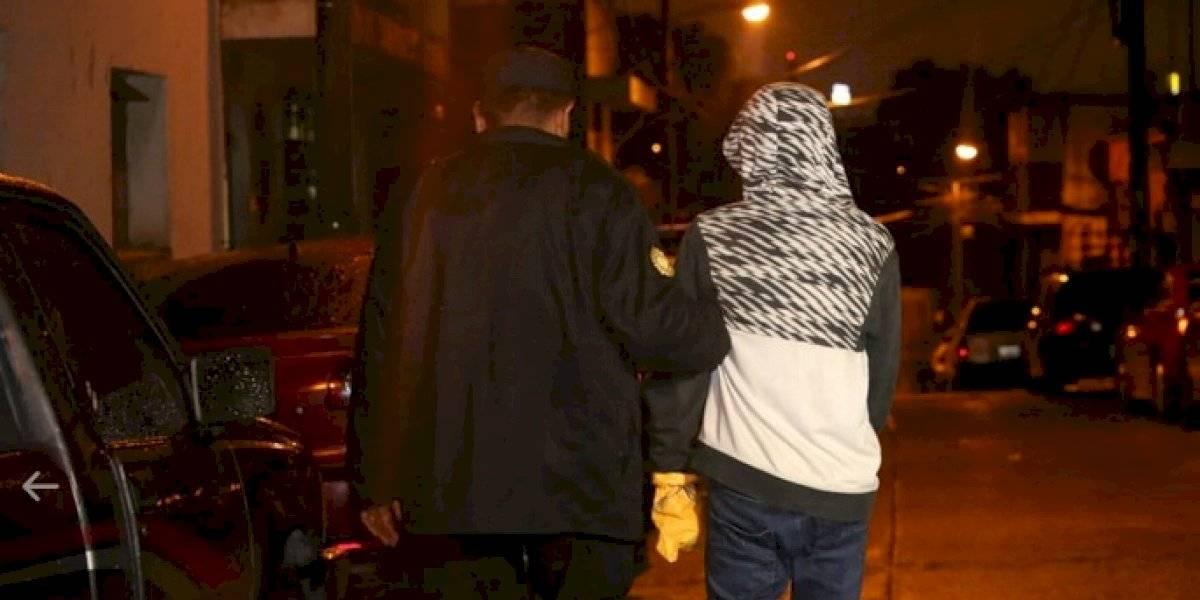 Capturan a un menor de edad acusado de asesinato de tres hombres