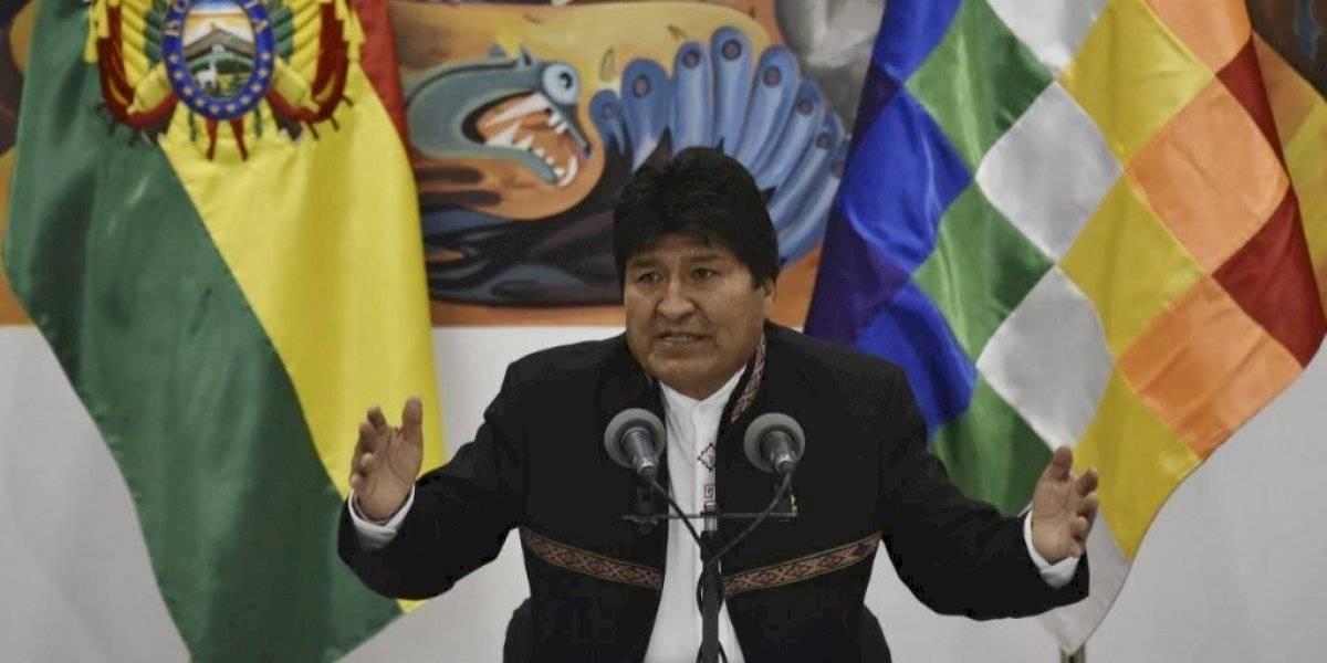 """Evo Morales alerta que se """"prepara"""" golpe de Estado en Bolivia"""