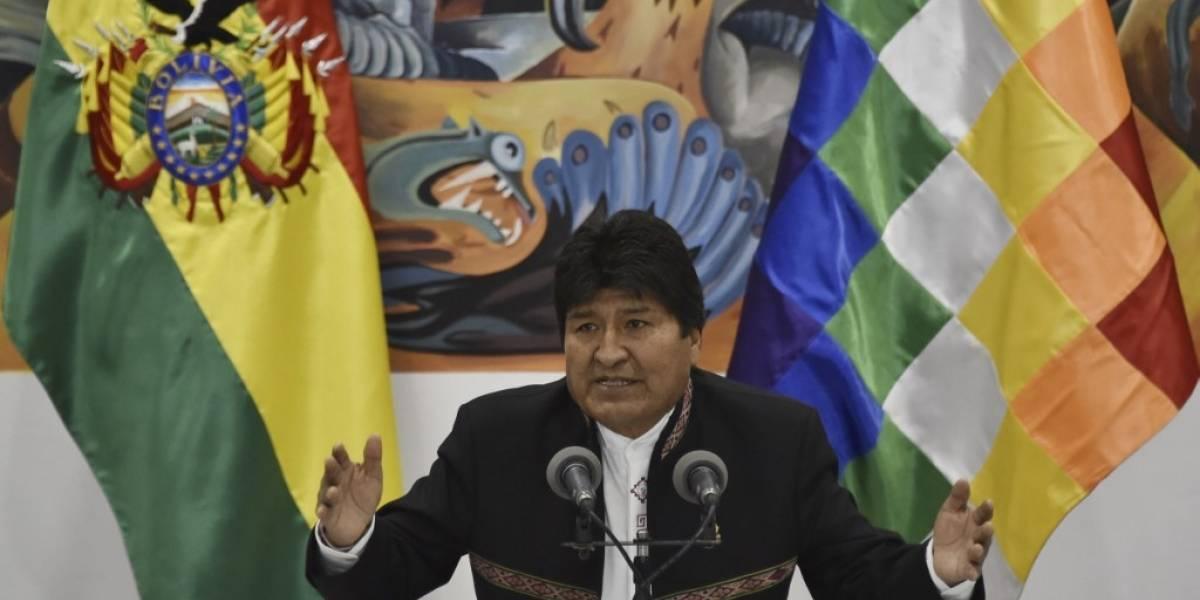 VIDEO. Evo Morales alerta de golpe de Estado en Bolivia y opositores piden anular elecciones