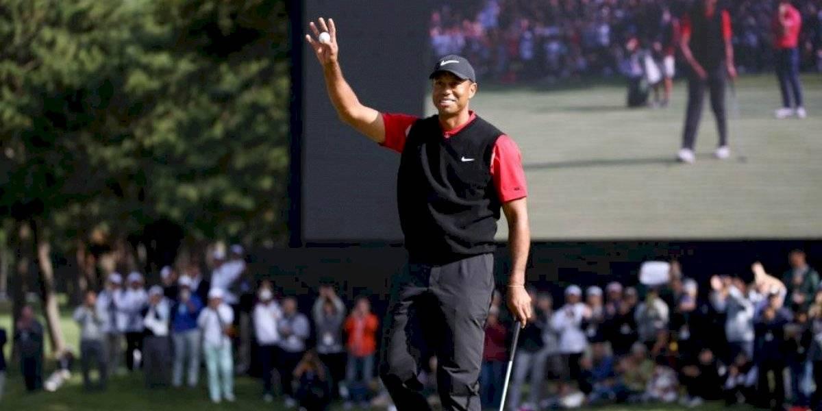 Tiger Woods iguala el histórico récord de 82 títulos de Sam Snead