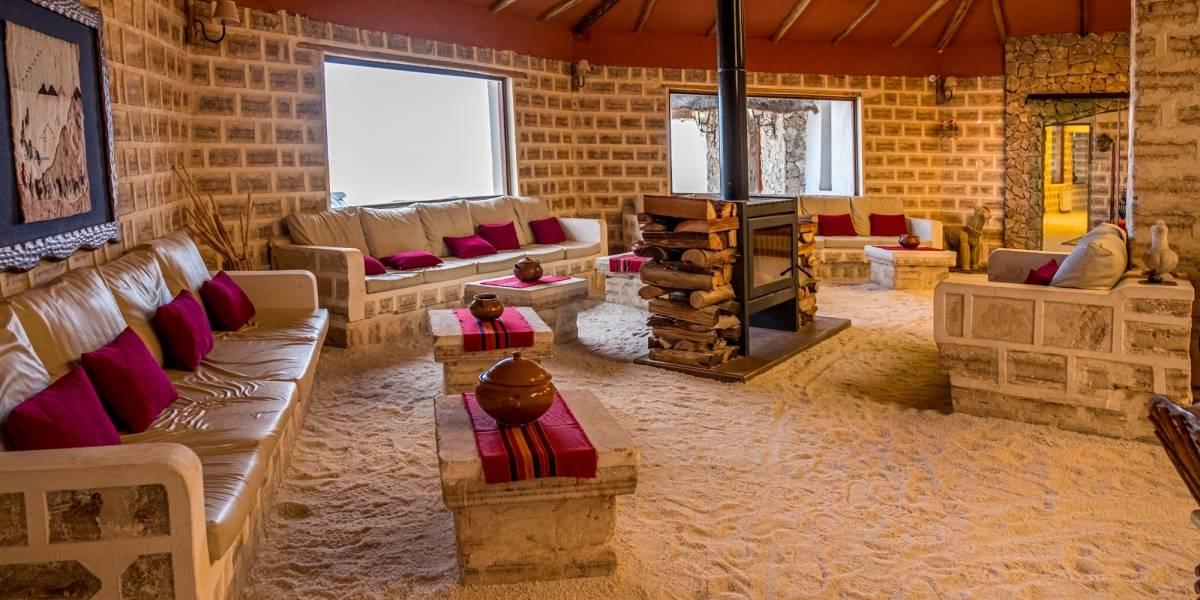 Un hotel hecho de sal – Salar de Uyuni