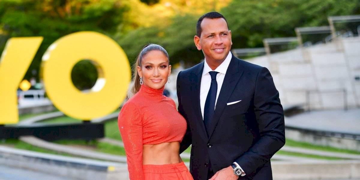Jennifer López cancela su boda con Alex Rodríguez