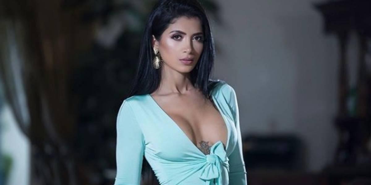 ¡Sin pudor! Kimberly Flores deja su trasero al desnudo como nunca antes